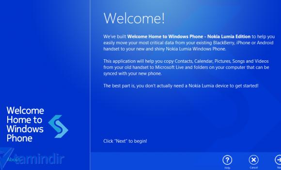 Welcome Home To Windows Phone Ekran Görüntüleri - 2