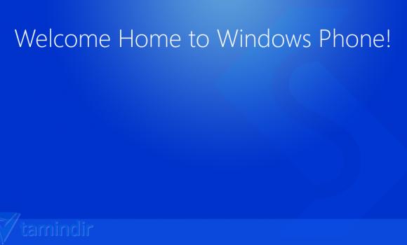 Welcome Home To Windows Phone Ekran Görüntüleri - 1