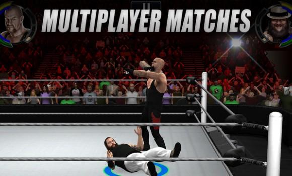 WWE 2K Ekran Görüntüleri - 1