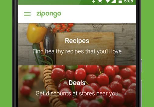 Zipongo Ekran Görüntüleri - 6