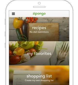 Zipongo Ekran Görüntüleri - 1