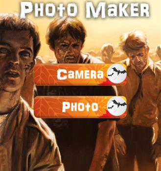 Zombie Face Photo Maker HD Ekran Görüntüleri - 8