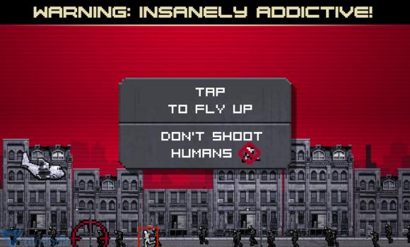 Zombie Gunship Arcade Ekran Görüntüleri - 3