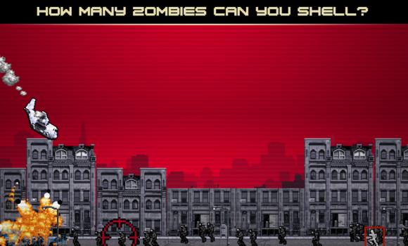 Zombie Gunship Arcade Ekran Görüntüleri - 2