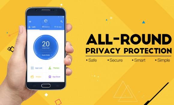 LEO Privacy Guard Ekran Görüntüleri - 1