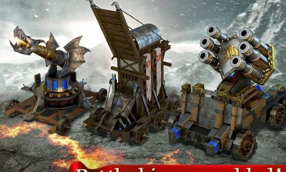 Age of Kings: Skyward Battle Ekran Görüntüleri - 4