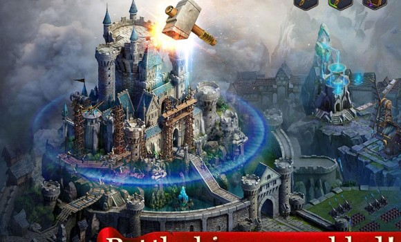 Age of Kings: Skyward Battle Ekran Görüntüleri - 1
