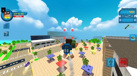 Block City Rampage Ekran Görüntüleri - 6