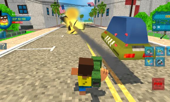 Block City Rampage Ekran Görüntüleri - 5