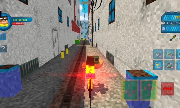 Block City Rampage Ekran Görüntüleri - 4