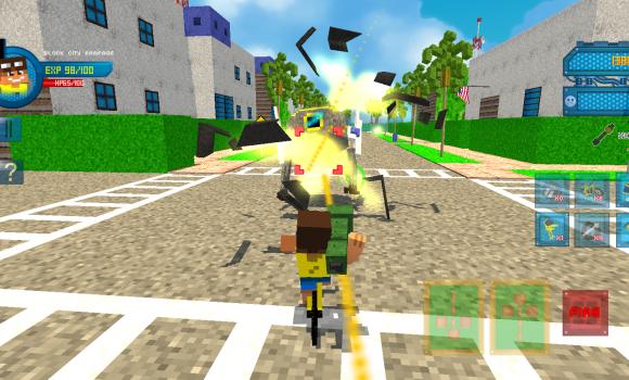 Block City Rampage Ekran Görüntüleri - 3
