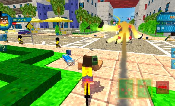 Block City Rampage Ekran Görüntüleri - 1