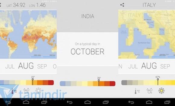 Climatology Ekran Görüntüleri - 1