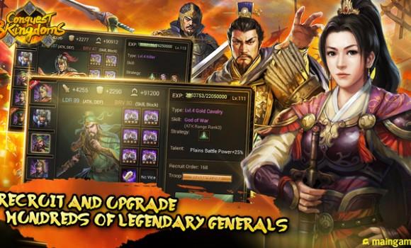 Conquest 3 Kingdoms Ekran Görüntüleri - 5