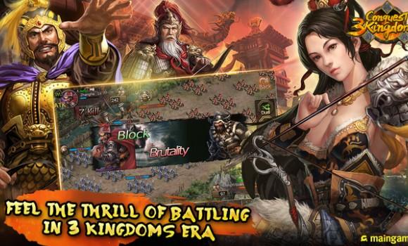 Conquest 3 Kingdoms Ekran Görüntüleri - 4