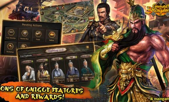 Conquest 3 Kingdoms Ekran Görüntüleri - 2