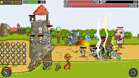 Grow Castle Ekran Görüntüleri - 5