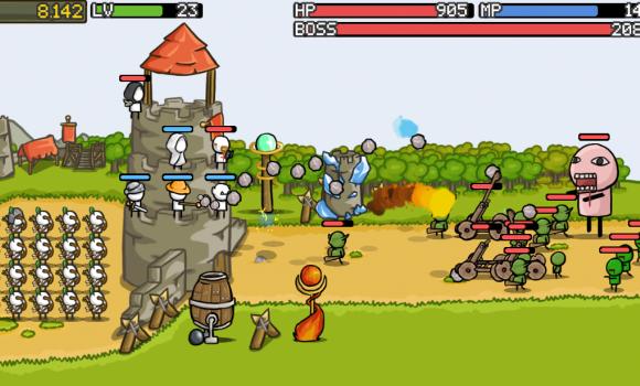 Grow Castle Ekran Görüntüleri - 2