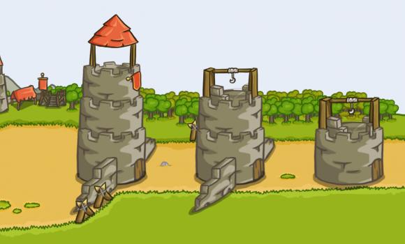 Grow Castle Ekran Görüntüleri - 1