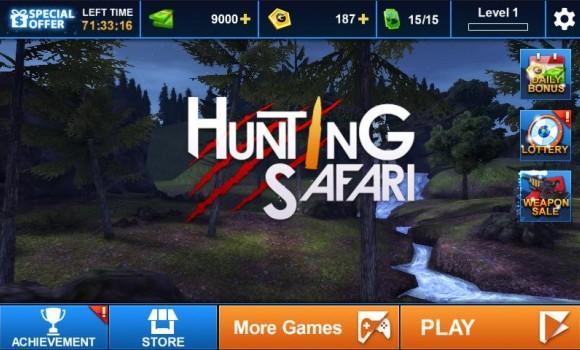 Hunting Safari 3D Ekran Görüntüleri - 2