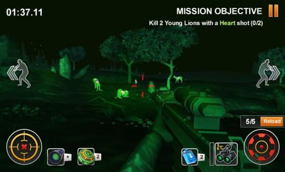 Hunting Safari 3D Ekran Görüntüleri - 1