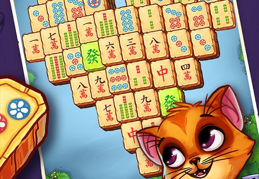 Mahjong Treasure Quest Ekran Görüntüleri - 5