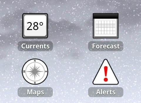 My-Cast Weather Lite Ekran Görüntüleri - 2