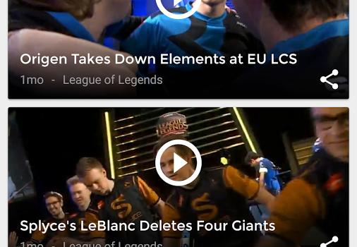 PVP Live Esports Ekran Görüntüleri - 4