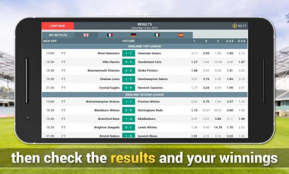 Sim Betting Football Ekran Görüntüleri - 2