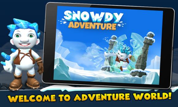 Snowdy's Adventure Ekran Görüntüleri - 7