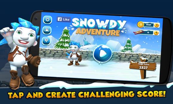 Snowdy's Adventure Ekran Görüntüleri - 6