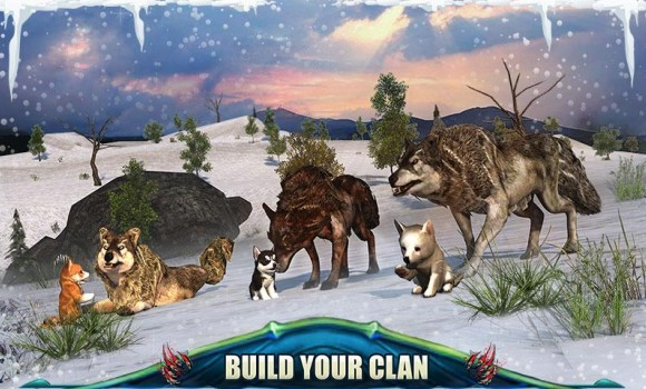 Ultimate Wolf Adventure 3D Ekran Görüntüleri - 5