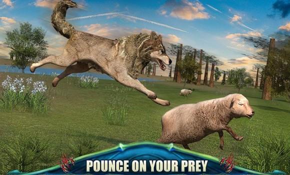 Ultimate Wolf Adventure 3D Ekran Görüntüleri - 4