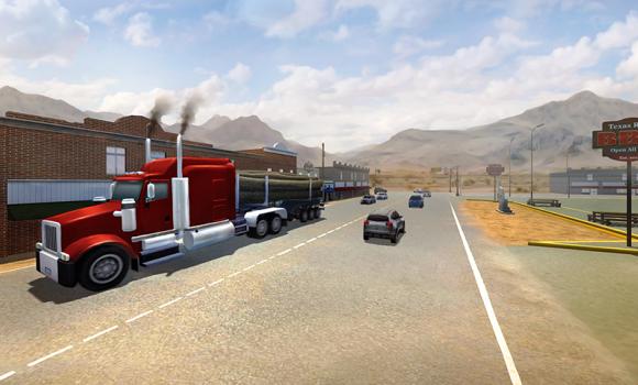 USA 3D Truck Simulator 2016 Ekran Görüntüleri - 4