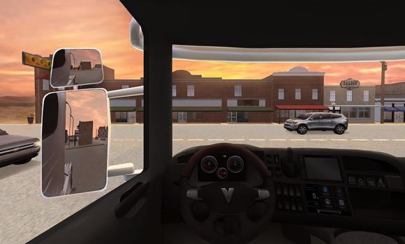 USA 3D Truck Simulator 2016 Ekran Görüntüleri - 3