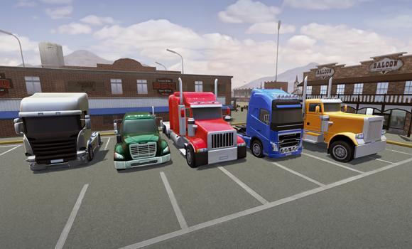 USA 3D Truck Simulator 2016 Ekran Görüntüleri - 2