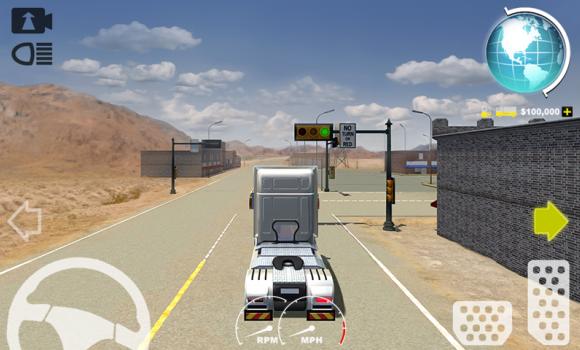 USA 3D Truck Simulator 2016 Ekran Görüntüleri - 1
