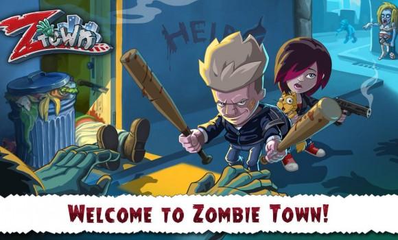 Zombie Town Story Ekran Görüntüleri - 6