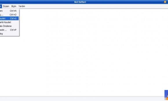 Not Defteri Ekran Görüntüleri - 1