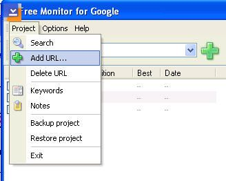 Free Monitor for Google Ekran Görüntüleri - 2