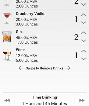 Blood Alcohol Finder Ekran Görüntüleri - 4