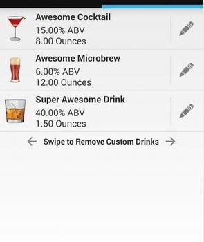 Blood Alcohol Finder Ekran Görüntüleri - 2