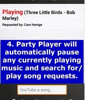 Party Player Ekran Görüntüleri - 4