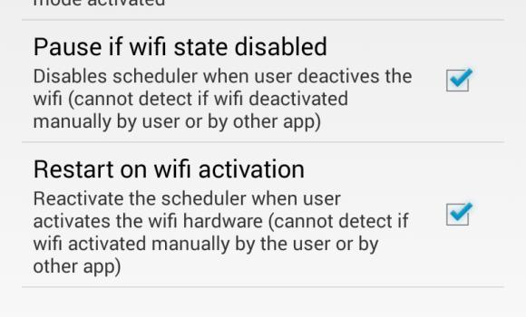 Wifi Scheduler Ekran Görüntüleri - 2