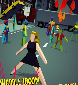 1000m Zombie Escape! Ekran Görüntüleri - 5