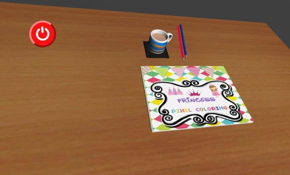 3D Boyama Kitabı Prenses Ekran Görüntüleri - 6