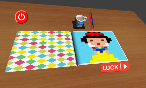 3D Boyama Kitabı Prenses Ekran Görüntüleri - 4