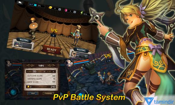 3D MORPG Cennet Kılıcı 2 Ekran Görüntüleri - 3