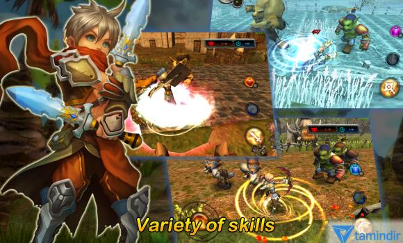 3D MORPG Cennet Kılıcı 2 Ekran Görüntüleri - 2