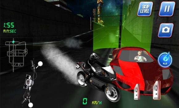 3D Police Motorcycle Race 2016 Ekran Görüntüleri - 4